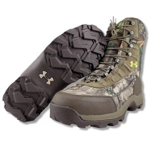 UNDER ARMOUR BROW TINE 400 REALTREE GORE-TEX BOOTS